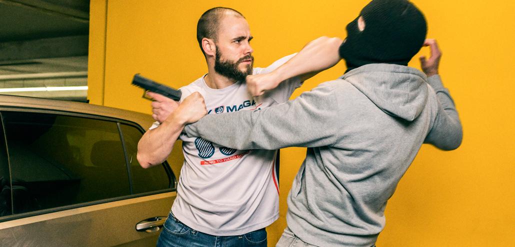 Krav Maga zelfverdediging