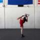 Round Kicks met Michail